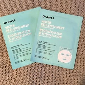 Dr.Jart Water Replenishment Sheet Masks